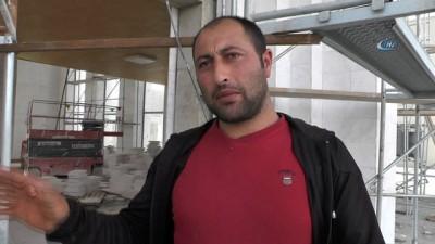 Etçi Nusret'in Paşalı Külliyesi inşaatı bitiyor