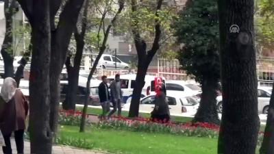 Gazetecilerden polise sürpriz kutlama - ÇORUM