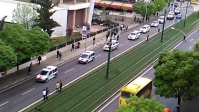 Gaziantep Emniyet Müdürlüğü'nden 10 Nisan Polis Günü konvoyu