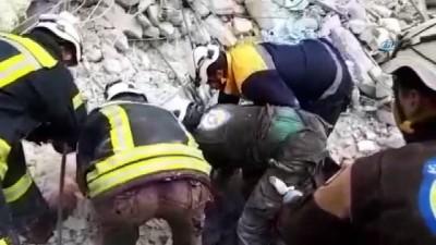 - İdlib'te Ölü Sayısı 28'e Yükseldi