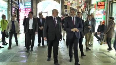 Nuruosmaniye Camii'ndeki Mahzen ilk defa vatandaşların ziyaretine açıldı