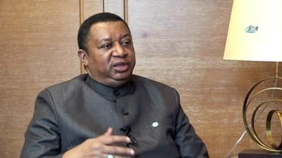 """- OPEC Genel Sekreteri Barkindo, """"Azerbaycan Viyana'daki Görüşmelerde Kritik Rol Oynadı"""""""