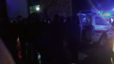 Siirt'te güvenlik korucularına yıldırım isabet etti: 1 şehit, 7 yaralı