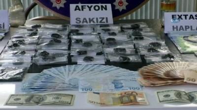 Tokat'ta uyuşturucu operasyonu