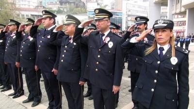 Türk Polis Teşkilatı'nın kuruluşunun 173. yıl dönümü - ZONGULDAK