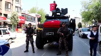 Türk Polis Teşkilatının 173. kuruluş yıl dönümü - MERSİN/DENİZLİ/NİĞDE/AFYONKARAHİSAR