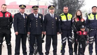 Türk polis teşkilatının kuruluşunun 173. yıl dönümü - DÜZCE