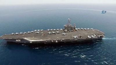 ucak gemisi -  - ABD En Büyük Uçak Gemisini Akdeniz'e Gönderiyor