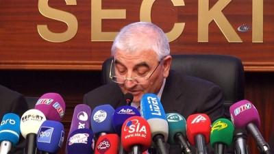 - Aliyev Yüzde 86,9 Oyla Yeniden Cumhurbaşkanı