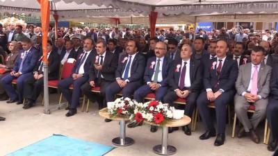 Bakan Elvan'dan 'Türkiye gücünü gösterdi' vurgusu - ŞANLIURFA
