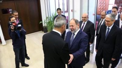 - Başbakan Yardımcısı Akdağ, KKTC Cumhuriyet Meclisi Başkanı Uluçay İle Görüştü