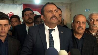 BBP Sivas İl Başkanı Bulut:' Türkiye'ye karanlık mahfillerden bakan, Türk  milletinin birliğine, beraberliğine kast eden Muhsin başkanımız ve yol arkadaşlarımızın suikastine
