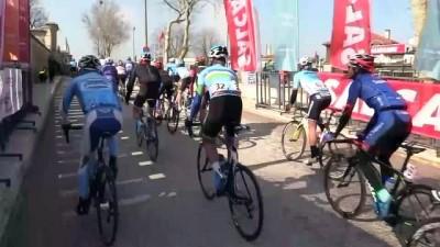 Bisikletçiler 'tarih için' yarışıyor - EDİRNE