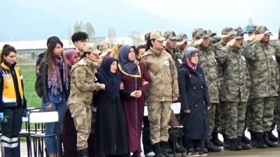 Bitlis şehidi memleketine uğurlandı