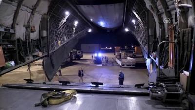 Dev kargo uçağı Bursa'da - BURSA