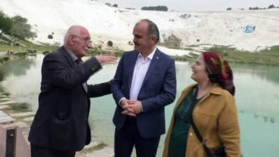 EHTTA'ta üye olan ilk belediye Pamukkale Belediyesi oldu