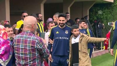 Fenerbahçe'de Sivasspor maçı hazırlıkları - İSTANBUL