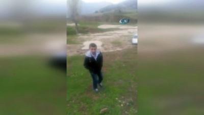 Göle uçan otomobilde ölen baba ve 3 çocuğunun son görüntüleri ortaya çıktı