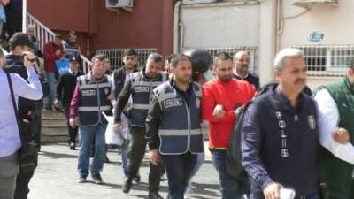 Hatay'da fuhuş operasyonu: 18 gözaltı