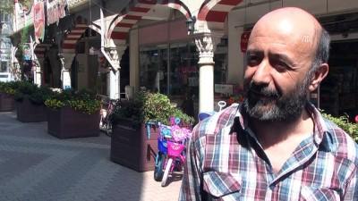 Kubbedeki 'göçmen misafirler' - BURSA