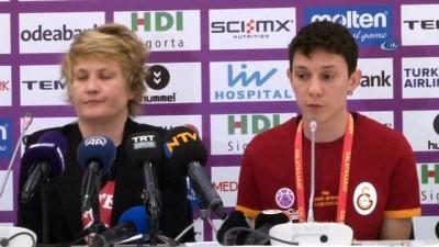"""Marina Maljkovic: """"İkinci maça da aynı ciddiyetle gidip, işi bitirmek istiyoruz"""""""