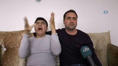 Otizmli Ufukcan Cumhurbaşkanı Erdoğan'dan destek istedi