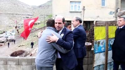 """Şehit Aileleri Konfederasyonu Genel Başkanı Ziya Sözen:""""PKK terör örgütü hiçbir zaman amacına ulaşamayacak"""""""