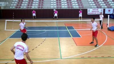 Türkiye Üniversiteler Ayak Tenisi Şampiyonası - AMASYA