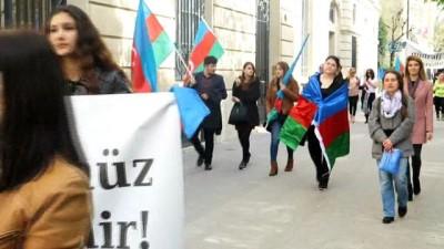 - Yurtdışındaki Azerbaycanlılar Cumhurbaşkanlığı Seçimi İçin Sandık Başına Gitti