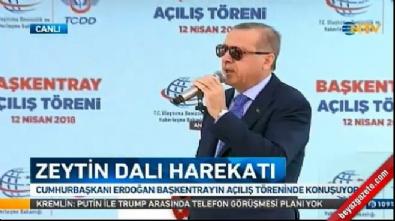 Erdoğan'dan ABD ve Rusya'ya Suriye tepkisi