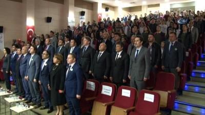 """Yeşilay Zonguldak Şube Başkanı Fatih Akça:""""Yeşilay, bağımlılıkla mücadelede dünyada marka olma hedefine adım adım yaklaşan bir sivil toplum kuruluşudur"""""""