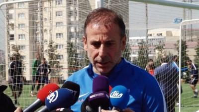 """Abdullah Avcı: """"Galatasaray karşısında kazanmak istiyoruz"""""""