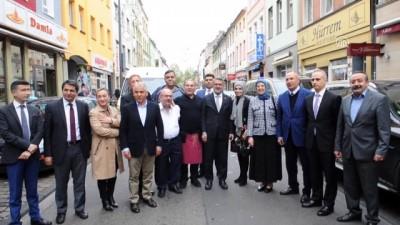 'Avrupa'da kadınlar İslam karşıtlığı konusunda açık hedef' - KÖLN