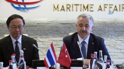 Bakan Arslan: 'Kamu Entegre Veri Merkezi kurulması çalışmaları sürüyor'