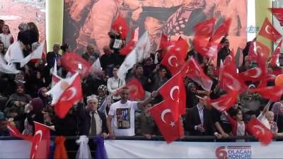 """Berat Albayrak """"AK Parti Türkiye'nin şah damarı demek"""""""