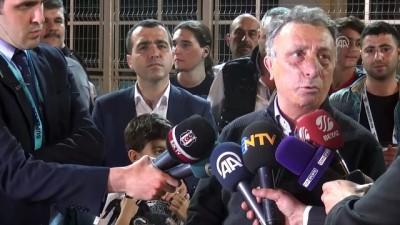 Beşiktaş Kulübü İkinci Başkanı Çebi: 'Çok sürpriz sonuçlar çıkabilir' - MANİSA