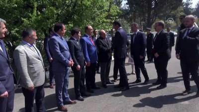 Ekonomi Bakanı Zeybekci: '(Akaryakıt fiyatlarındaki artış) Zam yapmada bu kadar acele etmemelerini öneriyorum' - BİLECİK