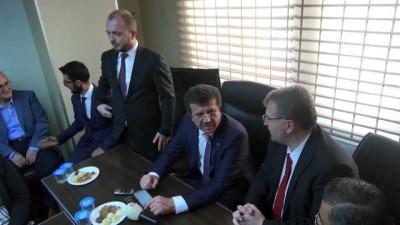 Ekonomi Bakanı Zeybekci: 'Türk İslam coğrafyasının çadır direği Türkiye'dir' - BİLECİK