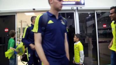 Fenerbahçe kafilesi, Sivas'a geldi