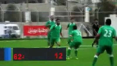 isgal -  - Gazze'de İsrail Güçleri, Filistinli Bir Futbolcunun Hayalini Yok Etti