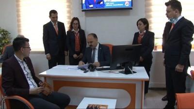 """İçişleri Bakanlığının """"Açık Kapı Projesi"""" Isparta'da hayata geçirildi"""