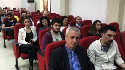 Karaaslan: 'Şehirler kimliklerini kaybetme tehdidiyle karşı karşıya' - MERSİN