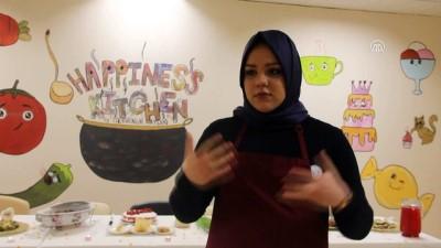 Lise öğrencisi sofraları 'Efsunkar'la tatlandıracak - İSTANBUL