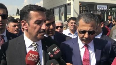 Tüfenkci: 'Teröre bulaşmamış unsurların oluşturdukları meclisleri saygıyla karşılıyoruz' - GAZİANTEP