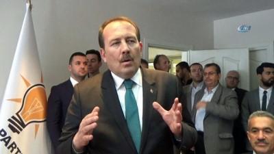 """AK Parti Genel Başkan Yardımcısı Karacan:""""Suriye halkı artık rejim değişikliği istiyor"""""""