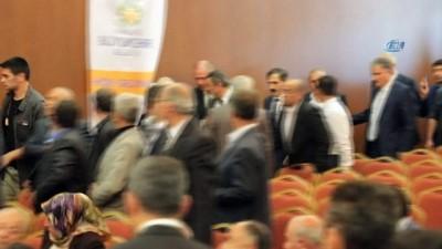 beraberlik -  Bakanlar Fakıbaba ve Tüfenkci'den AK Parti İl Başkanlığına ziyaret