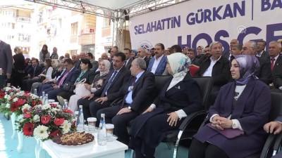 Bakanlar Tüfenkci ve Fakıbaba Malatya'da