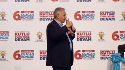 Başbakan Yıldırım:' Bunu olumlu bir adım olarak görüyoruz ama kalıcı barış için daha fazlasına ihtiyaç var'