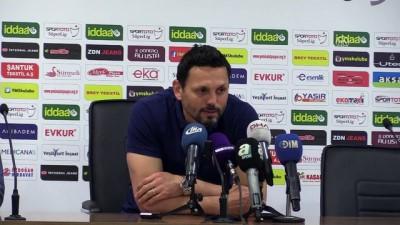 beraberlik - Evkur Yeni Malatyaspor-Aytemiz Alanyaspor maçının ardından - MALATYA