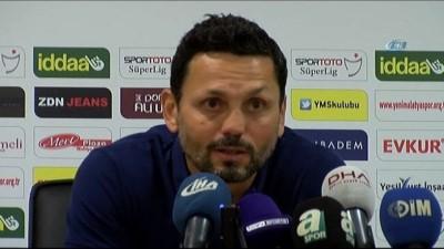 beraberlik - Evkur Yeni Malatyaspor - Aytemiz Alanyaspor maçının ardından